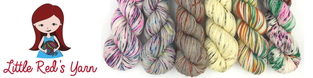 Unique Hand Dyed Yarn